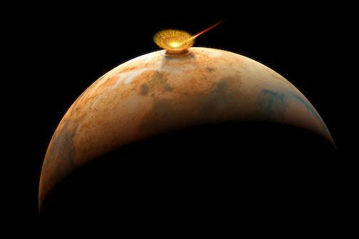 MarsAsteroidImpact